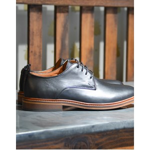Nate Lace Up Shoe Black