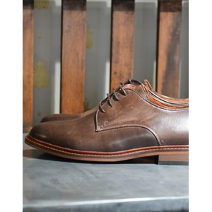 Nate Lace Up Shoe Brown