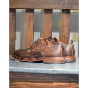 Shoe The Bear Nate Lace Up Shoe Brown