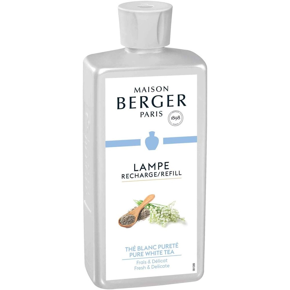 Lampe Berger Pure White Tea Fragrance - 500 ml N/A