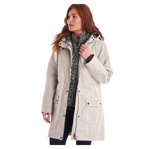 Bryony Jacket Mist/Barbour Print