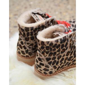 Montelliana Animal Print Boot Leopard
