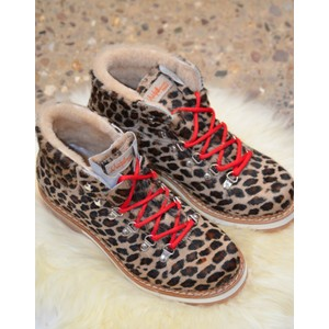 Animal Print Boot Leopard