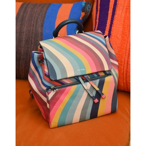 Small Swirl Backpack Multi