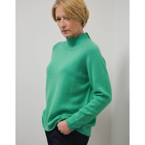 Winter Sweat Marl Jade Green