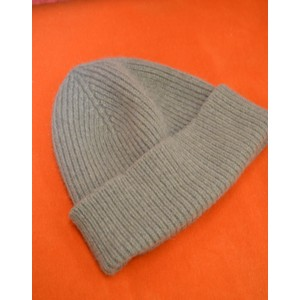 Le Bonnet Rib Knit Beanie in Croco