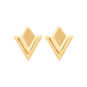 Lily Earrings Gold