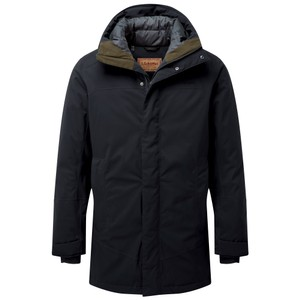 Schoffel Country Aysgarth Down Parka in Charcoal