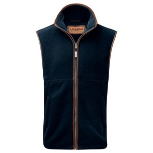 Schoffel Country Oakham Gilet in Slate Blue