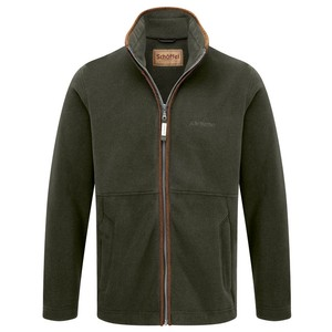 Schoffel Country Cottesmore Fleece Jacket in Moss