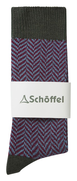 Schoffel Country Halkirk Sock Forest