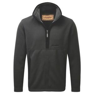Holborn ¼ Zip Fleece Charcoal