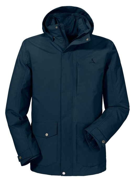Schoffel Country Longwood Jacket True Navy