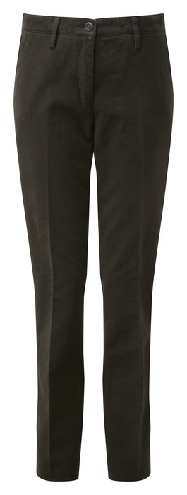 Schoffel Country Ladies Moleskin Trousers Forest