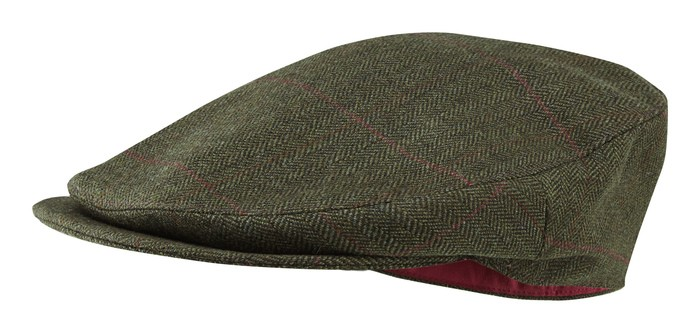 Schoffel Country Countryman Tweed Cap Windsor Tweed