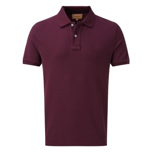 Schoffel Country Padstow Polo Shirt Fig