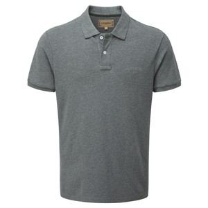 Padstow Polo Shirt Flannel