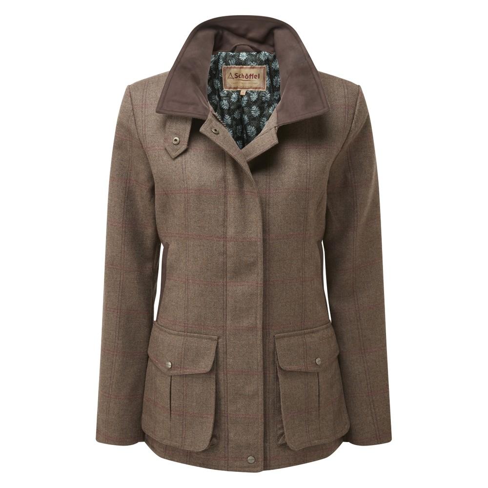 Schoffel Country Lilymere Jacket Sussex Tweed