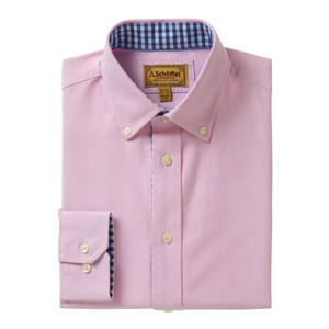 Soft Oxford Shirt Pale Pink