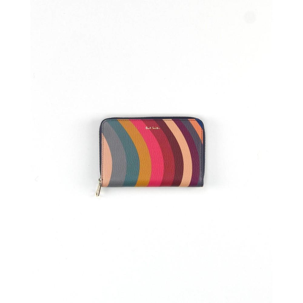 Paul Smith Accessories Medium Swirl Wallet Multi