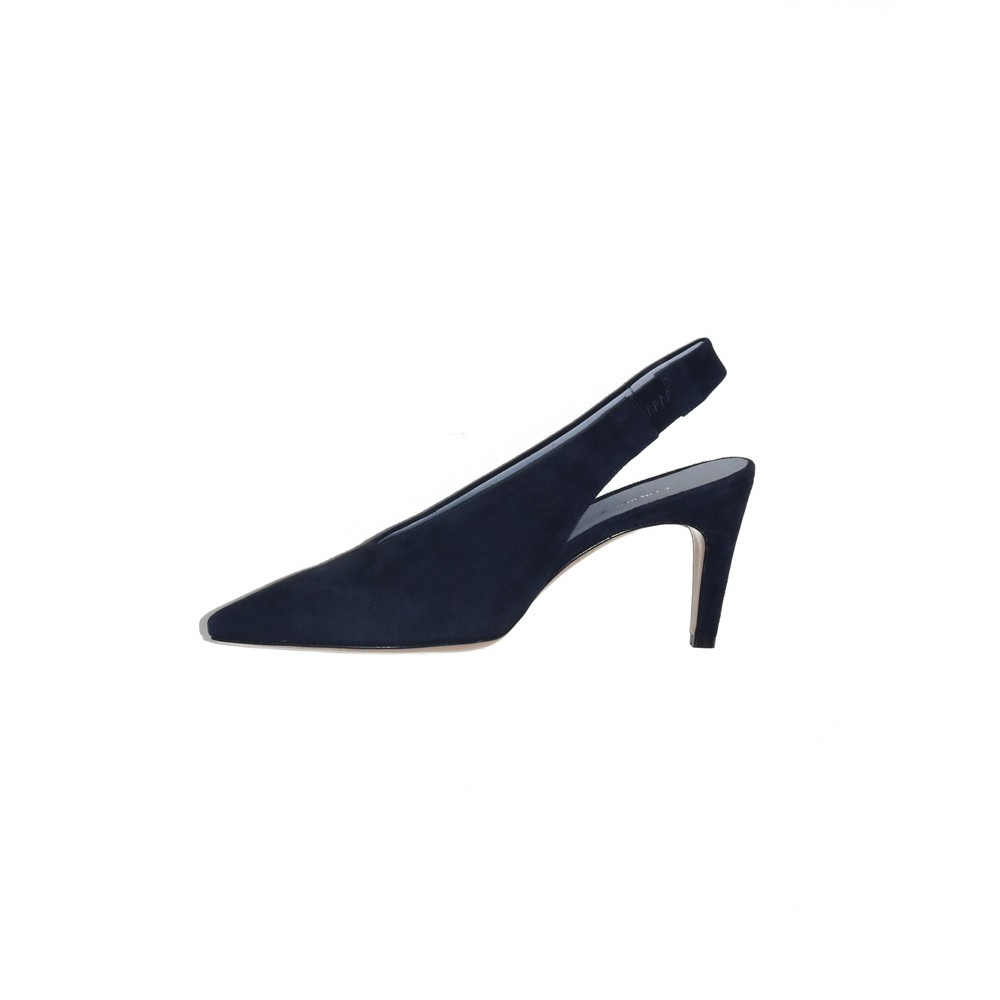 Calpierre Sling Back Point Blue