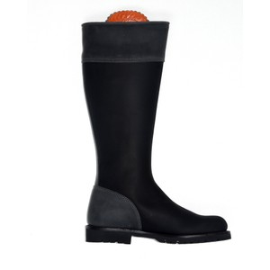 Penelope Chilvers Standard Tassel Boot Black/Slate