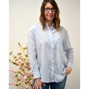 Manon Pianeta Shirt Light Blue
