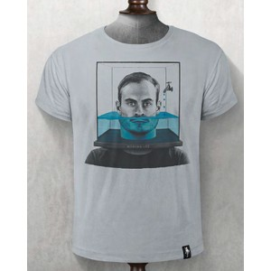 Head Above Water T Shirt Highrise Grey