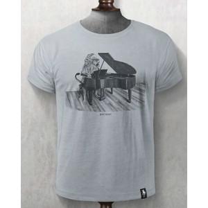 Concerto Cat T Shirt Vintage White