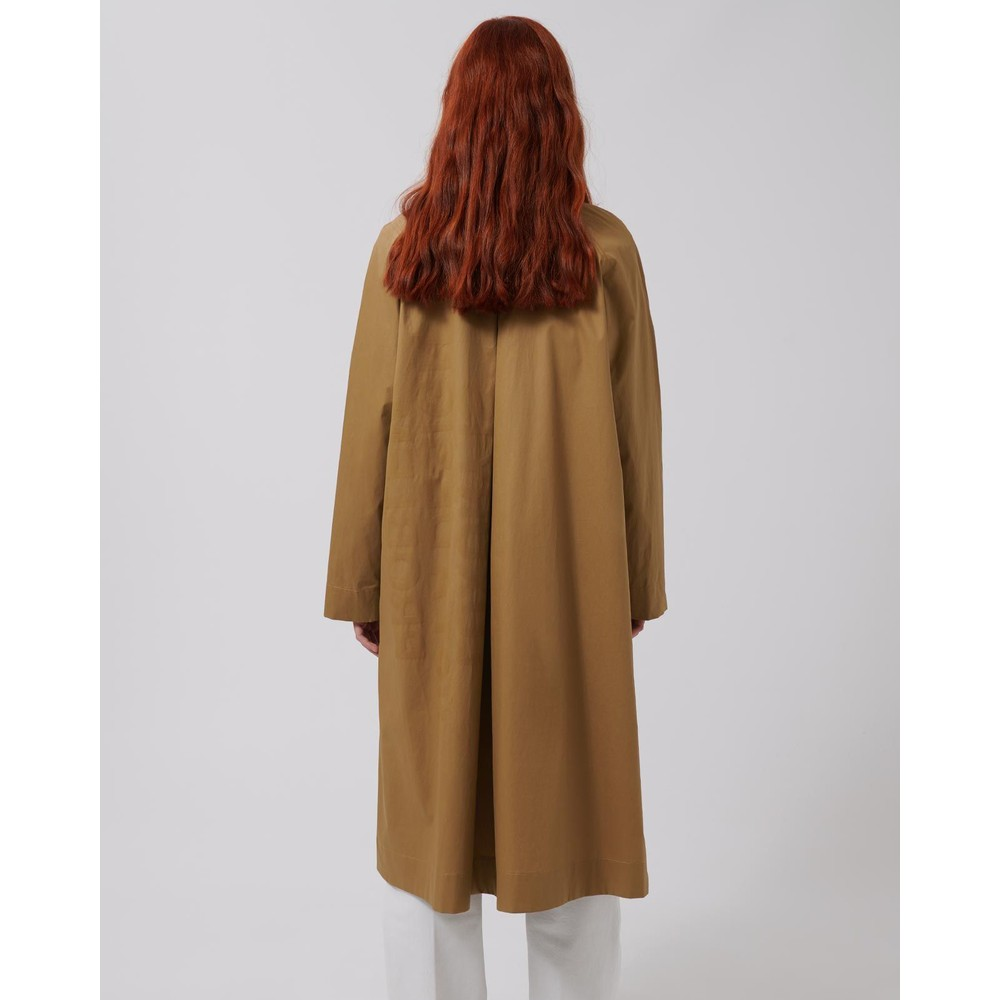 Loreak Cloud Oversized Coat Caramel