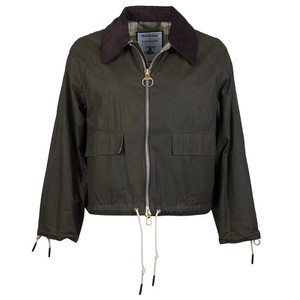Margot Wax Jacket Archive Olive/Ancient