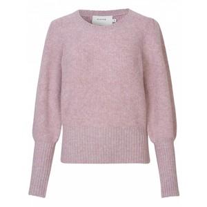 Jab Ribbed Sweater Dusty Purple