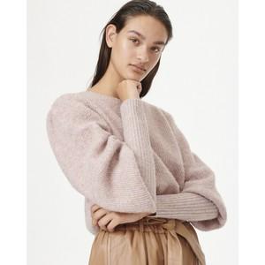 Munthe Jab Ribbed Sweater Dusty Purple