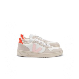 V-10 B-Mesh Trainer White_Petale_Orange-Fluo