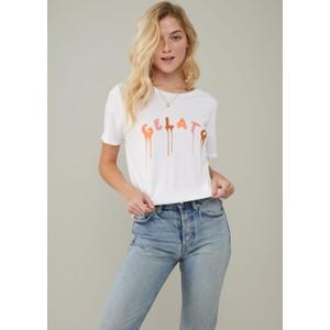 Lola Gelato T Shirt White