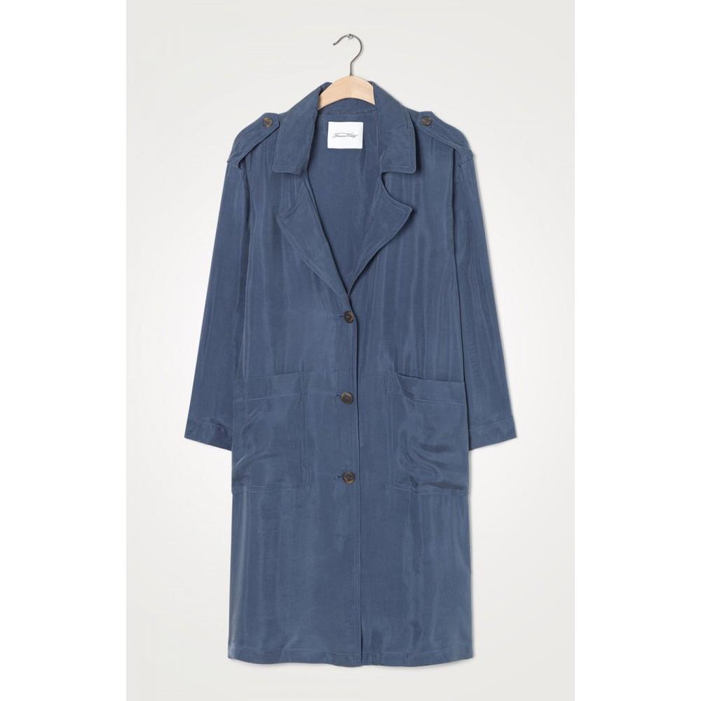American Vintage Nonogarden O/Sized Jacket Hurricane