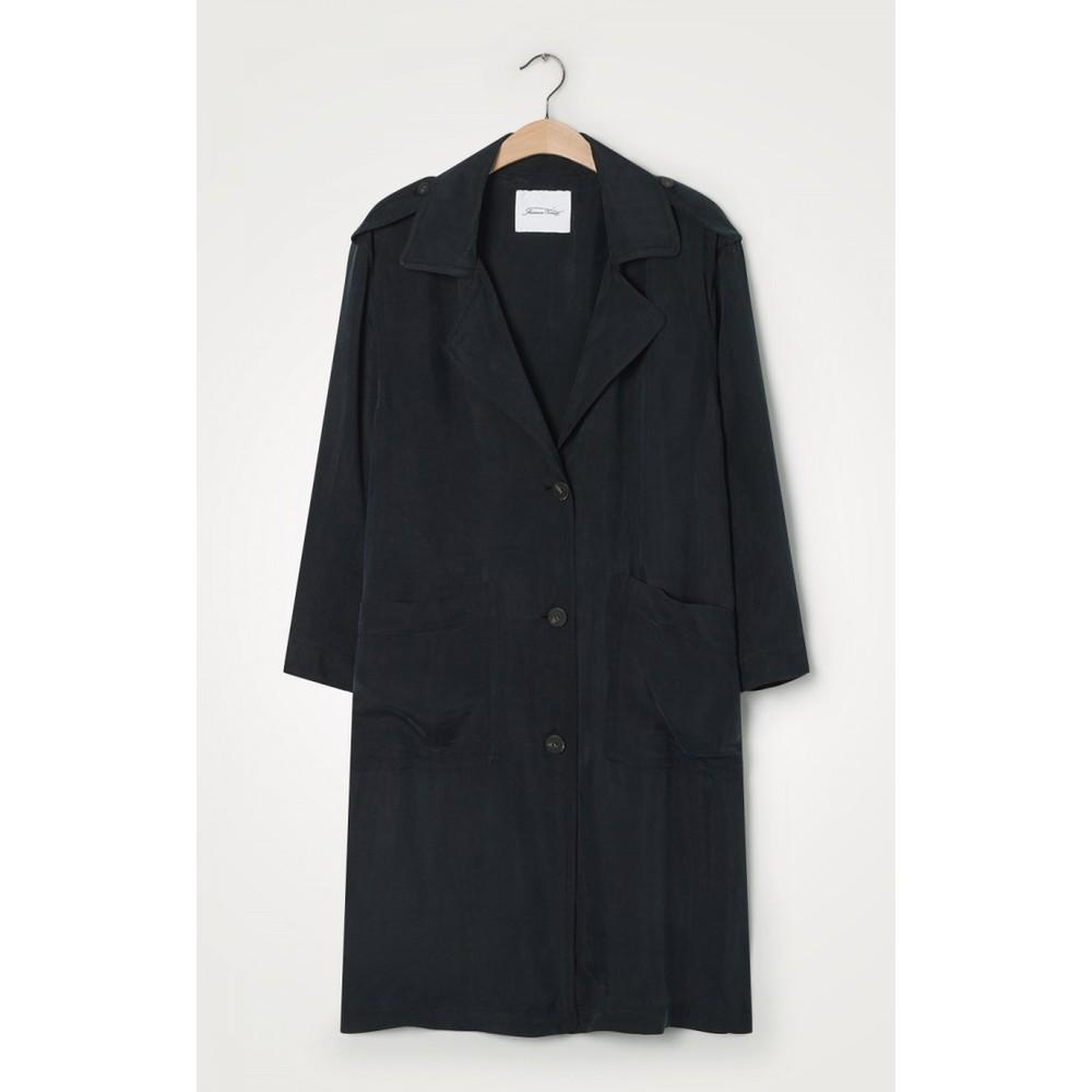 American Vintage Nonogarden O/Sized Jacket Carbon
