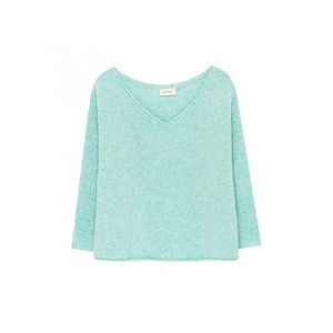 Vacaville V/N Chunky Knit Baby Blue