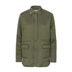 Imma Quilted Jacket Dusty Olive