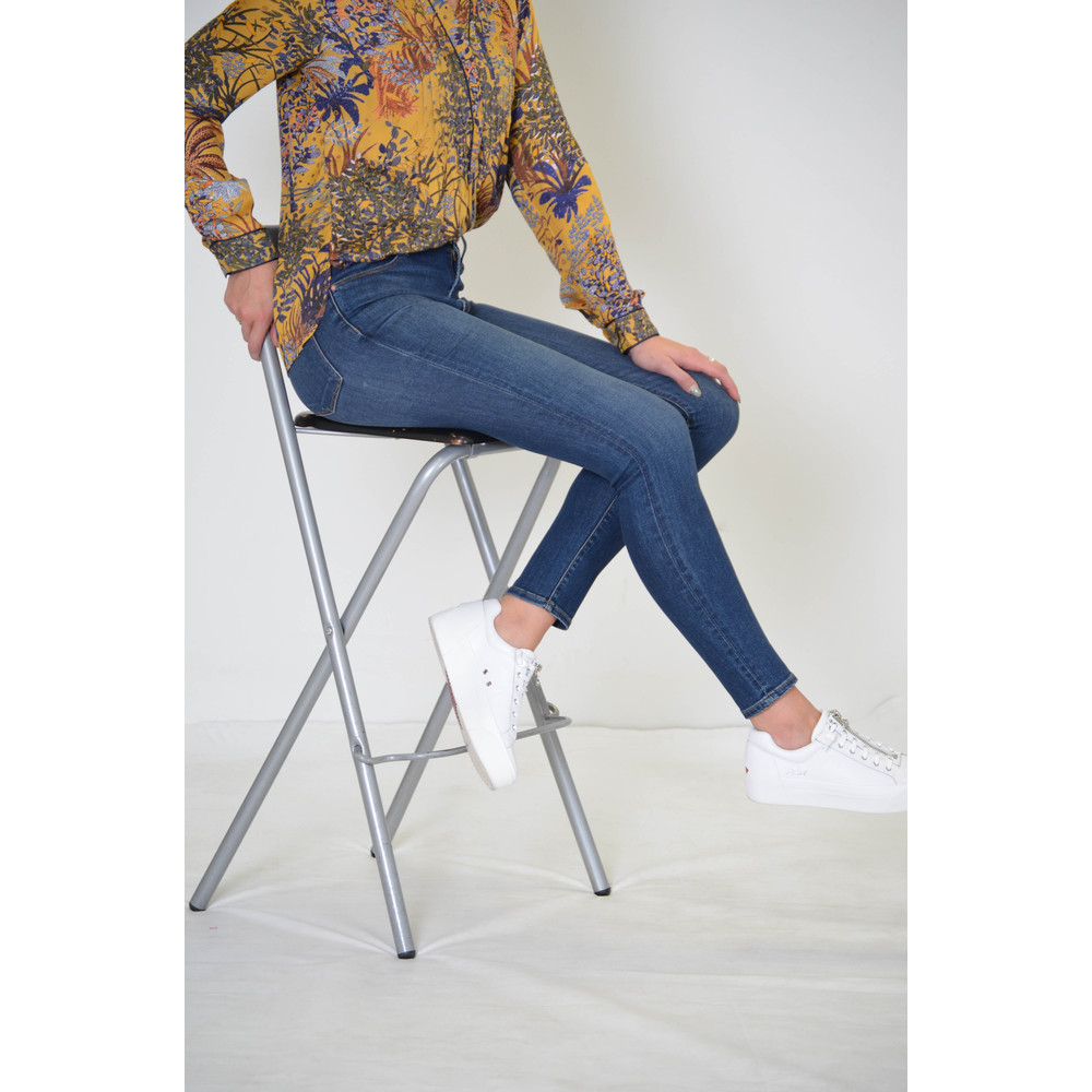 404745ff5f8b7a J Brand Women's Maria Hi Rise Skinny Fleeting
