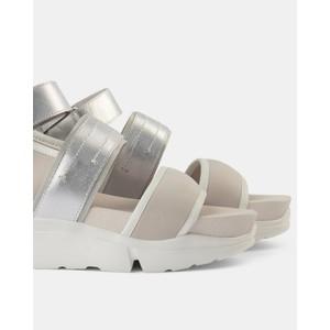 Shoe The Bear Mala Sport Sandal Silver
