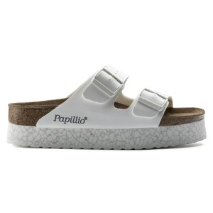 Birkenstock Arizona Monochrome Marble White