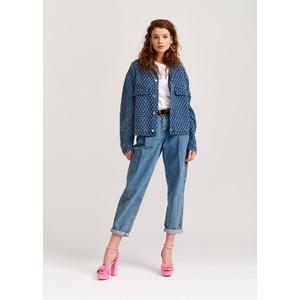 Vane O/Sized Jeans Jacket Indigo