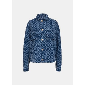 Essentiel Antwerp Vane O/Sized Jeans Jacket Indigo