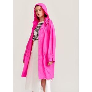 Vormidable O/Sized Rain Coat Hardcore Pink