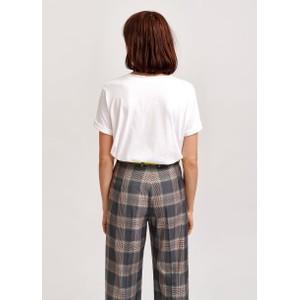 Essentiel Antwerp Voctail2 Toucan T Shirt White/Multi