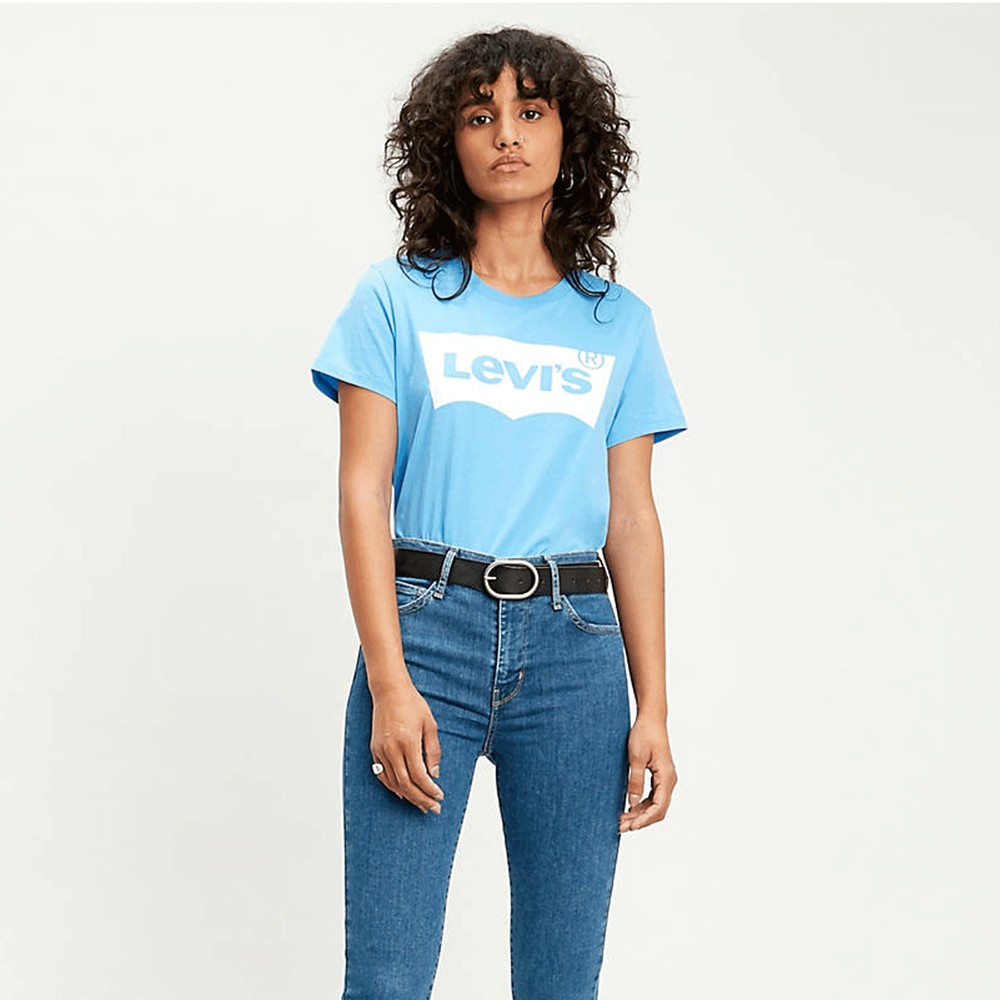 Levis The Perfect Tee BW Marina Graphic