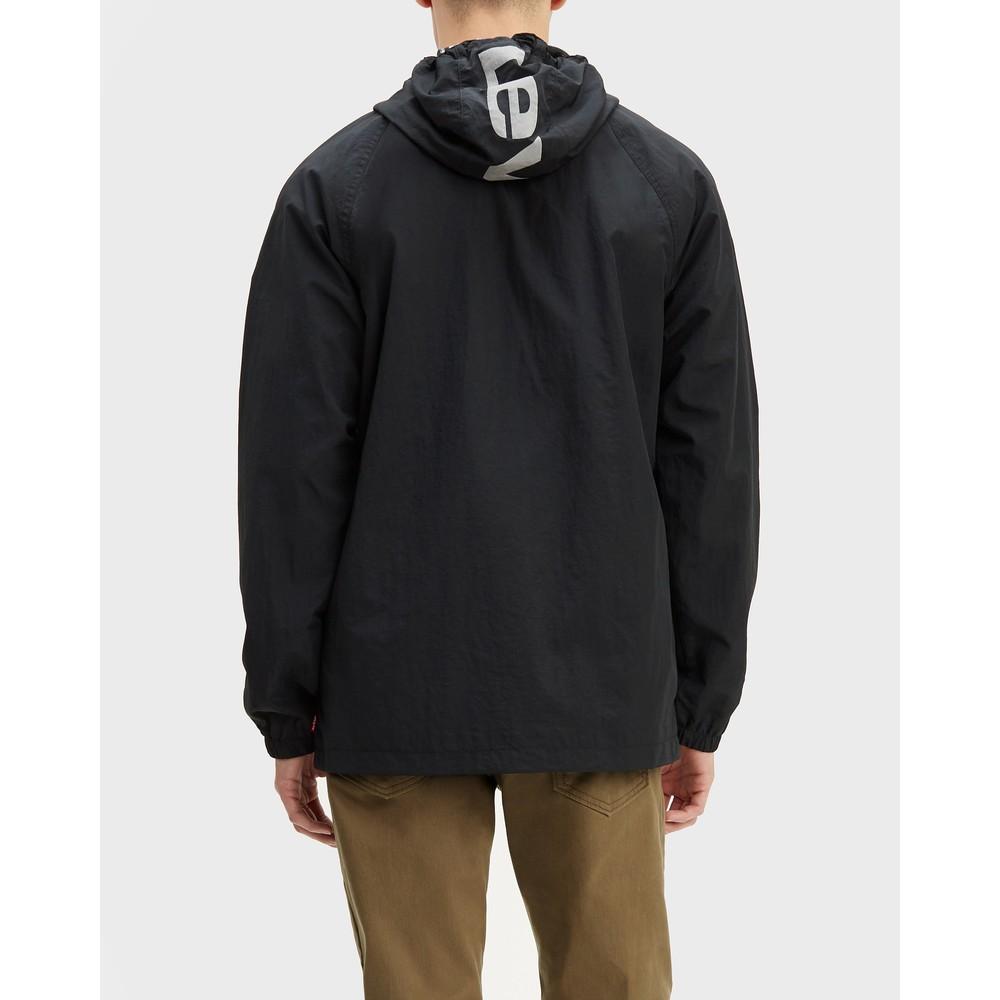 Levis Windrunner T3 Jacket Black