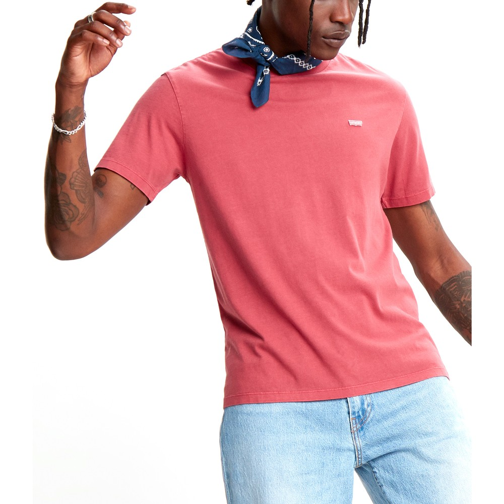 Levis The Original Tee Earth Red