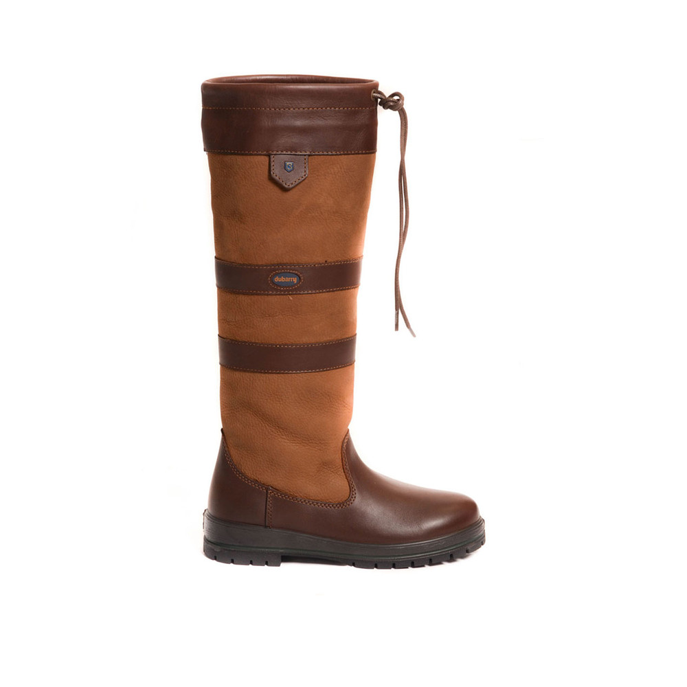 Dubarry Galway Slim Fit Boots Walnut